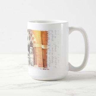 """LOVERS """"long distance"""" Coffee Mug"""