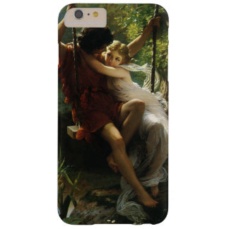 Lovers on a Swing. Spring by Pierre Auguste Cot Barely There iPhone 6 Plus Case