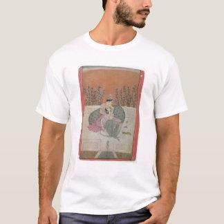 Lovers on a Terrace, Pahari T-Shirt