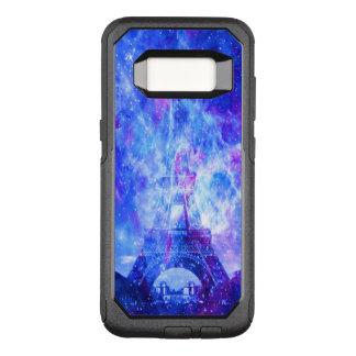 Lover's Parisian Dreams OtterBox Commuter Samsung Galaxy S8 Case