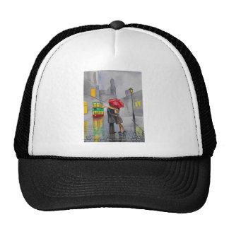 LOVERS UMBRELLA HATS
