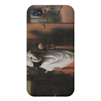 Lovers with a Woman Listening Case For The iPhone 4