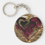 """""""Love's A Golden Thing""""* Keychain"""