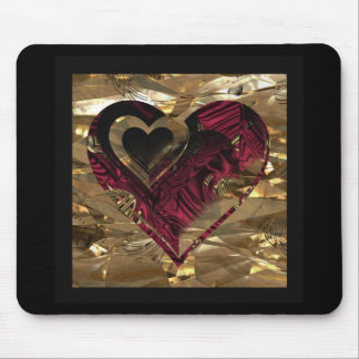 """""""Love's A Golden Thing""""* Mouse Pad"""