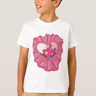 Loves a Puzzle Heart Digital Art T Shirts