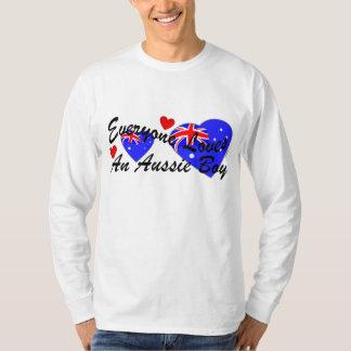 Loves Aussie Boy T-Shirt