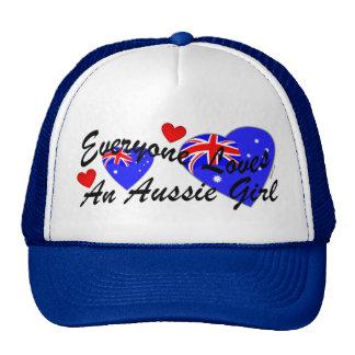 Loves Aussie Girl Hat