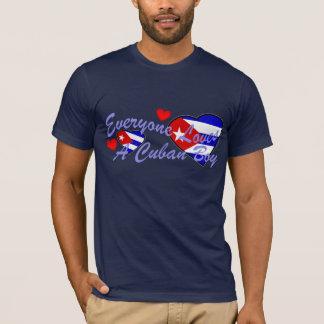 Loves Cuban Boy (Dark) T-Shirt