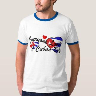Loves Cuban Boy T-Shirt
