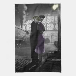 Love's Departure 2 Tea Towel
