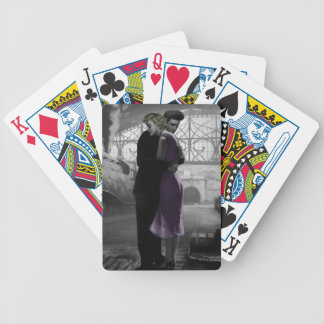 Love's Departure Bicycle Playing Cards