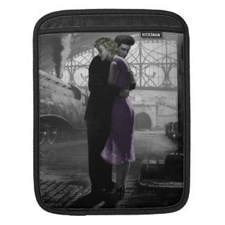 Love's Departure iPad Sleeve