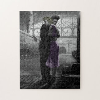 Love's Departure Jigsaw Puzzle