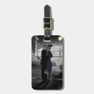 Love's Departure Luggage Tag