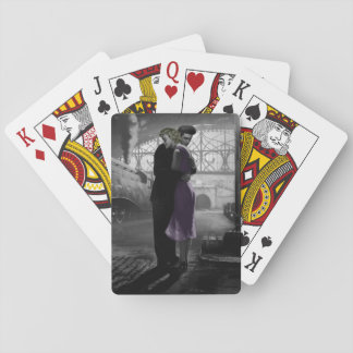Love's Departure Playing Cards