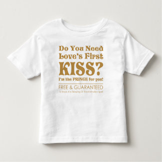 Love's First Kiss Prince T-Shirt