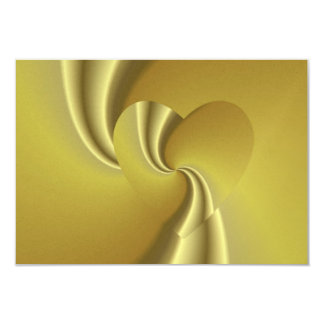 Love's Golden Slumber - Love in Disguise 9 Cm X 13 Cm Invitation Card