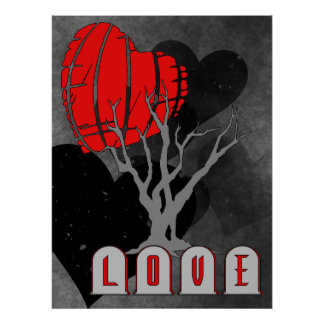 Love's Graveyard Poster