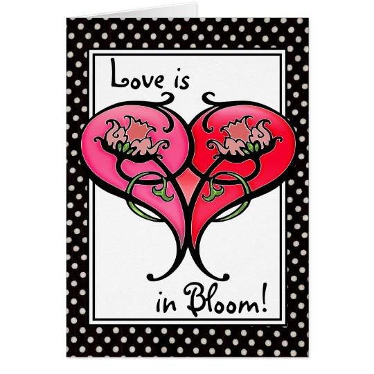 Love's in Bloom! #2 Card