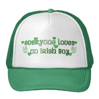 Loves Irish Boy Hat