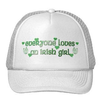 Loves Irish Girl Hat