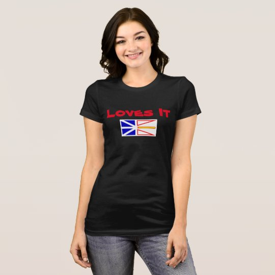 Loves It - Women's T Shirt