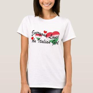 Loves Italian Girl T-Shirt