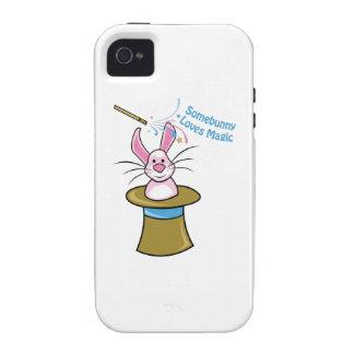Loves Magic Case-Mate iPhone 4 Cover