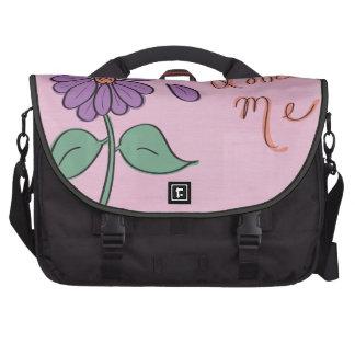 Loves Me Flower Petal Commuter Bags