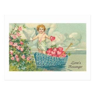 Love's Messenger (2) Postcard