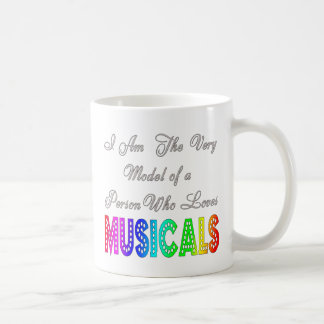 Loves Musicals Mug