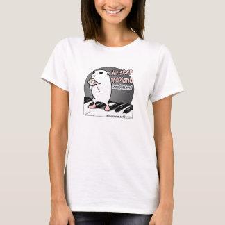 Loves popcorn! T-Shirt