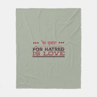 Love's Remedy Blanket Fleece Blanket