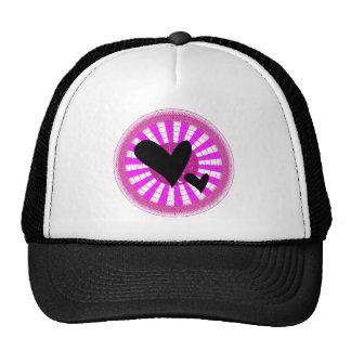 Loves Target For Pain Gothic Light Hat