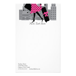Loves the City Personalised Stationery