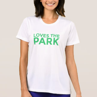Loves The Park Women's Tee