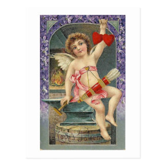 Love's Token Postcard