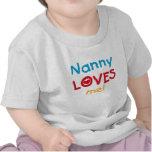 LOVESMEnanny Tshirt