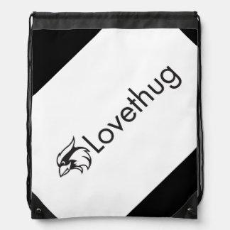 Lovethug Drawstring Backpack
