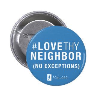 #LoveThyNeighbor Button