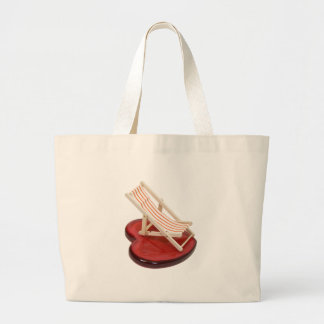 LoveVacations060709 Large Tote Bag