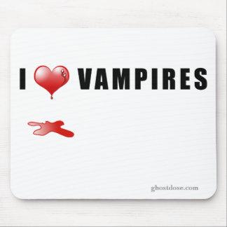LoveVampires MousePad