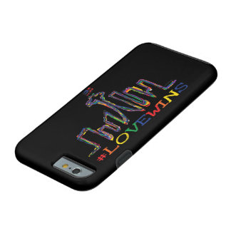 #lovewins Seattle iPhone Tough Case