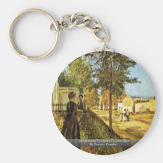 Loviecennes The Road To Versailles Key Chain