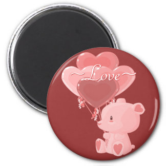 Loving Bear Magnet