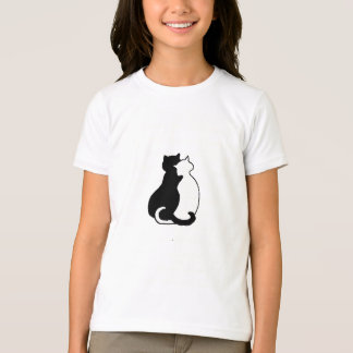 Loving Cats ring t-shirt