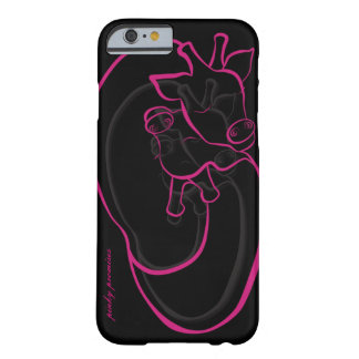 Loving Giraffes Classy BLACK and Pinky Case