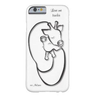 Loving Giraffes Classy Case for iPhone 6/6s