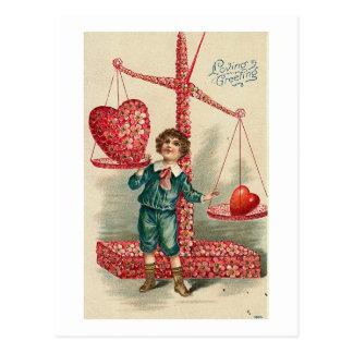 Loving Greeting Postcard