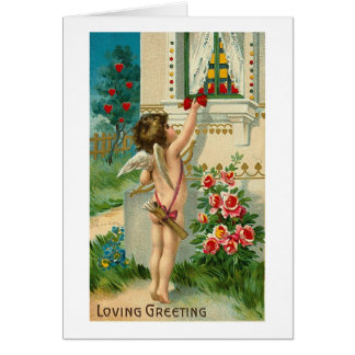 Loving Greetings Greeting Card